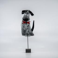 Unika Glas Hund