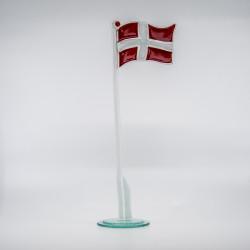 Unika Glas Flag - Stort