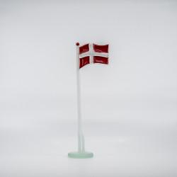Unika Glas Flag - Lille