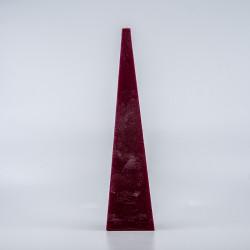 Pyramide Lys - Bordo 25 cm