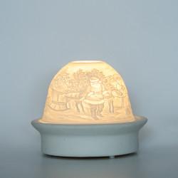 Dome Light - Julemand Med Kane