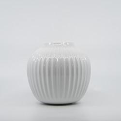 Hammershoi Vase - Hvid - 13 cm