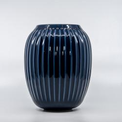 Hammershoi Vase - Indigoblå...