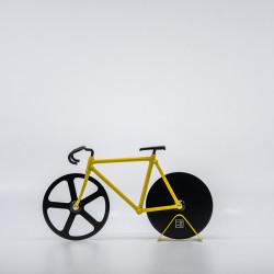 Pizzaskærer - Trendy Cykel Gul
