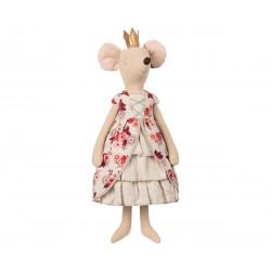 Prinsesse Maxi Mus - 50 cm
